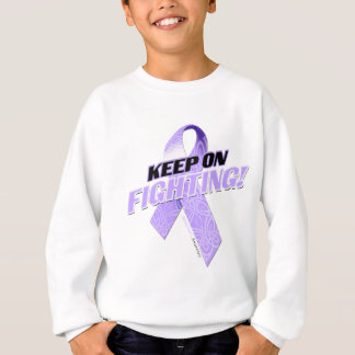 Keep on Fighting Alzheimer's Sweatshirt