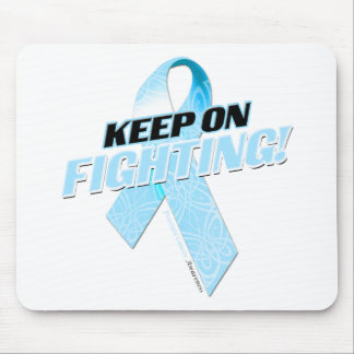 Keep on Fighting Prostate Cancer Mouse Pad