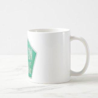 Keep on Going Mug