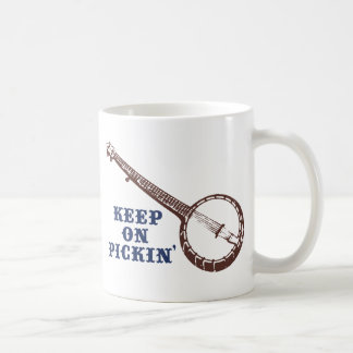 Keep On Pickin' Coffee Mug