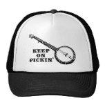 Keep On Pickin' Trucker Hat