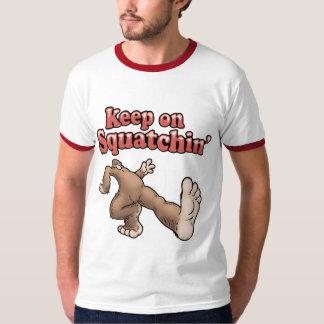 Keep On Squatchin' T-Shirt