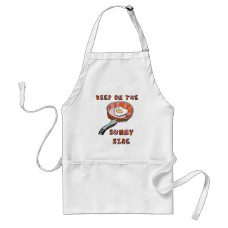 Keep on the Sunny Side Adult Apron