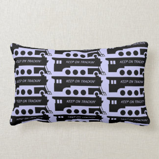 Keep on Trackin' By Train Pillows