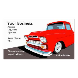 Keep On Truckin' 2 Business Card