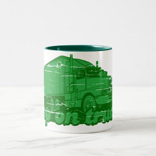 Keep on truckin' Mug