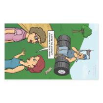 Keep On Truckin' Rectangular Sticker