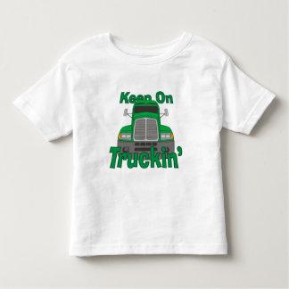 Keep on Truckin' Toddler T-shirt