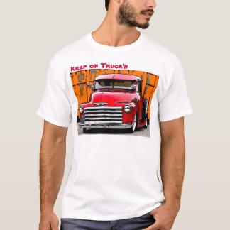 Keep on Truck'n T-Shirt