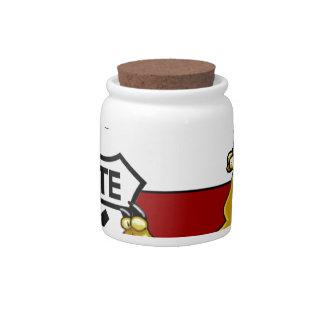 Keep On Truxton Camel Route 66 Arizona Candy Jar