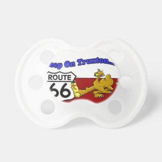Keep On Truxton Camel Route 66 Arizona BooginHead Pacifier