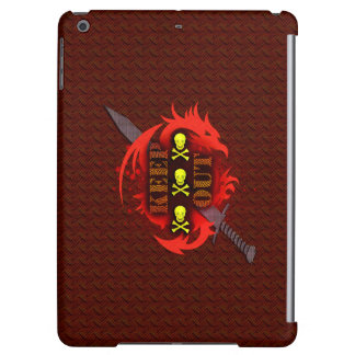 Keep out case for iPad air