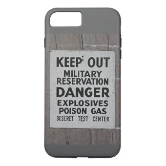 keep out iPhone 7 plus case