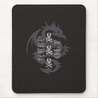 Keep out mouse pad
