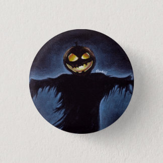 KEEP OUT PINBACK BUTTON