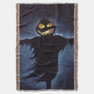 KEEP OUT THROW BLANKET