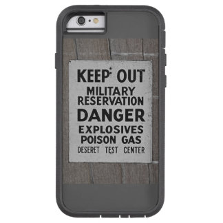 keep out tough xtreme iPhone 6 case