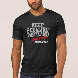 Keep Pedaling Portland T-Shirt