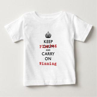 KEEP PLAYING BABY T-Shirt