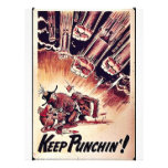 Keep Punchin'! Full Color Flyer