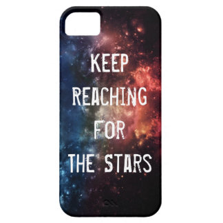 """""""Keep Reaching For the Stars"""" Phone Case iPhone 5 Cases"""