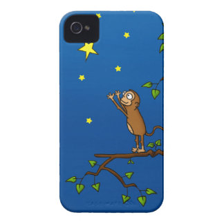 Keep Reaching Monkey iPhone 4 Cover