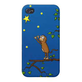 Keep Reaching Monkey Case For iPhone 4