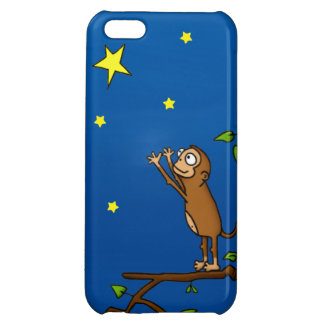 Keep Reaching Monkey Cover For iPhone 5C