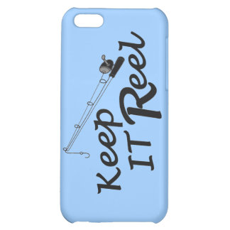 Keep  reel real fishing fish rod sport leisure hoo iPhone 5C cases