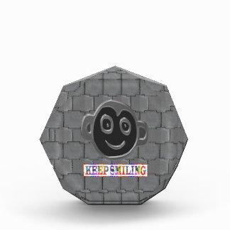 KEEP SMILING : Black Art in Color Award