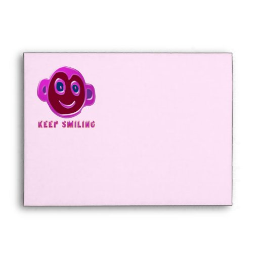 KEEP Smiling Envelope