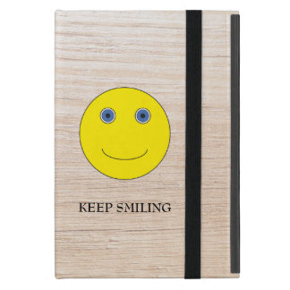Keep Smiling iPad Mini Case