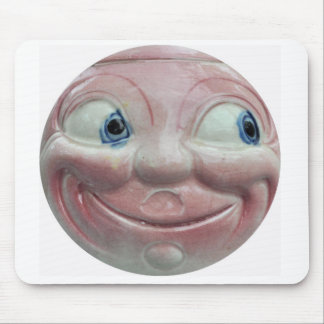 Keep Smiling! Mouse Pad