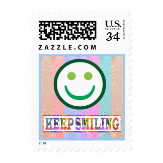 KEEP SMILING : SMILEY STAMPS