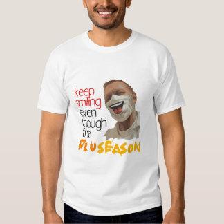 Keep Smiling Tshirts