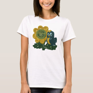 Keep Smiling - Women's Spaghetti Strap T-Shirt