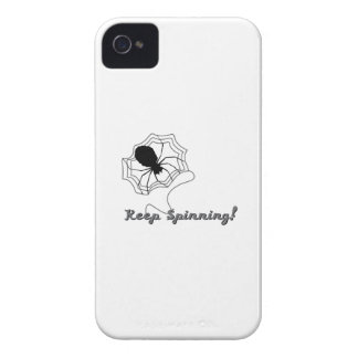 Keep Spinning Case-Mate iPhone 4 Case