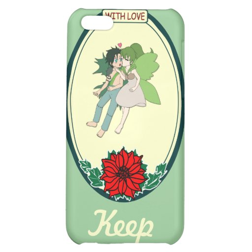 Keep talking - Flying fairies iPhone 5C Cover