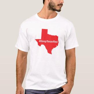 Keep Texas Red Men's Shirt