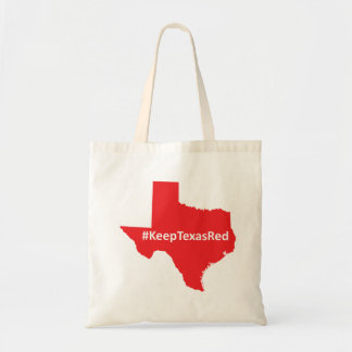 Keep Texas Red Tote