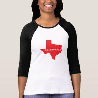 Keep Texas Red Women's Shirt
