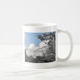Keep the blue above us mugs