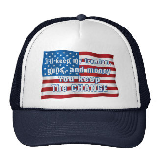 Keep The Change Hat