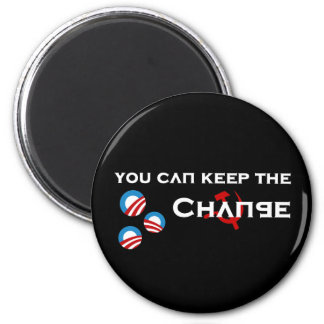 Keep the Change Magnet