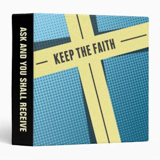Keep The Faith Binder