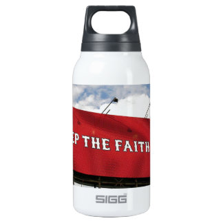 Keep the Faith Insulated Water Bottle