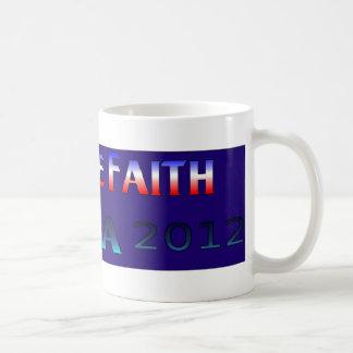 Keep the Faith Obama Mug