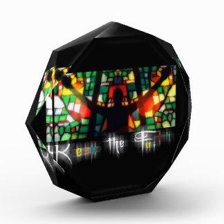 Keep the Faith Stained Glas Art Award