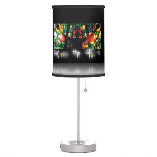 Keep the Faith Table Lamp