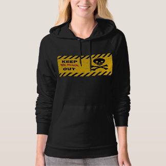 KEEP THE FRACK OUT! Anti-fracking hoodie